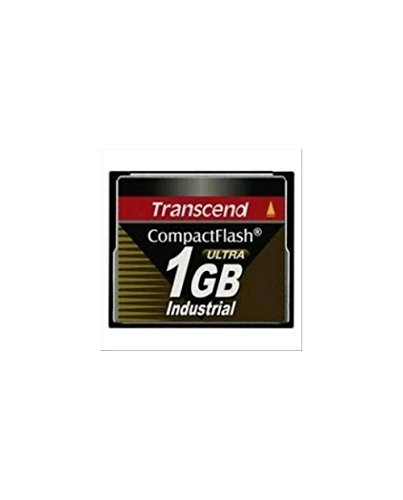Transcend Industrial Grade CF200I 1GB Compact Flash Speicherkarte -