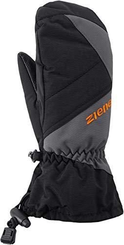 Ziener Kinder AGILO AS(R) Mitten Handschuhe, Black.Magnet, 3 | 04059749248149