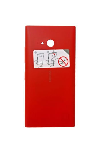 Kabir Replacement Back Door Cover Panel For Microsoft Nokia Lumia 730 - Red