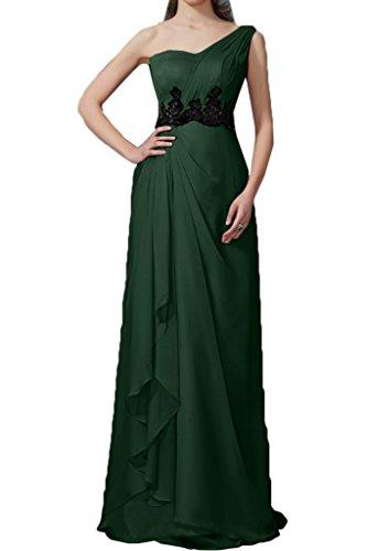 ivyd ressing Femme sexuellement V de la découpe A ligne rueckenfrei perles Prom robe Lave-vaisselle robe robe du soir Vert foncé