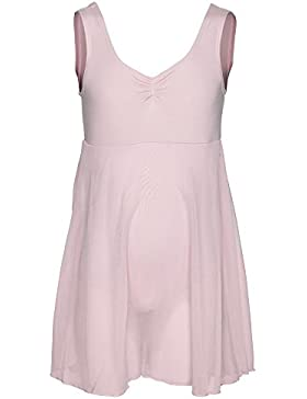 Capezio Childrens 3968C Tanz Empire-Kleid