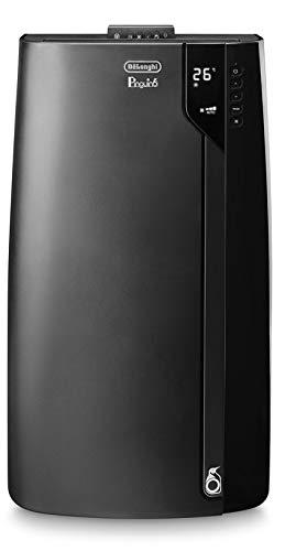 De'Longhi Pinguino PAC EX130 ECO RealFeel Mobiles Klimagerät mit Entfeuchtungs-Funktion, Energieeffizienzklasse A