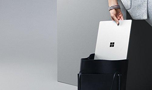 Microsoft 3429 cm 135 Zoll spot Laptop Intel major i5 256GB Festplatte 8GB RAM Intel HD Graphics 620 Win 10 S Platin Grau Notebooks