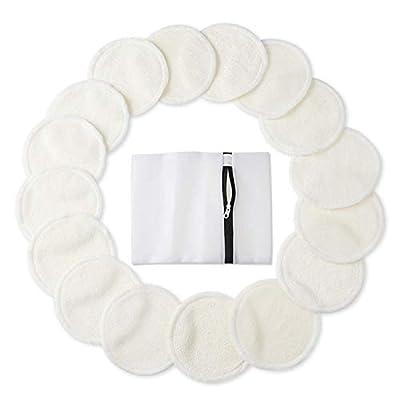 Waschbare Abschminkpads 16 Stück