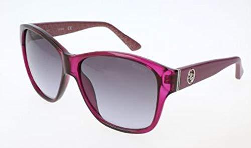 Guess Damen Gu7412 69B-59-13-135 Sonnenbrille, Pink, 59