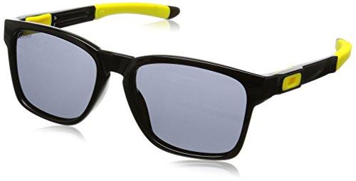 Interplas Herren Catalyst OO9272 17 Valentino Rossi Signature Series Sonnenbrille, Schwarz (Negro/Amarillo), 0