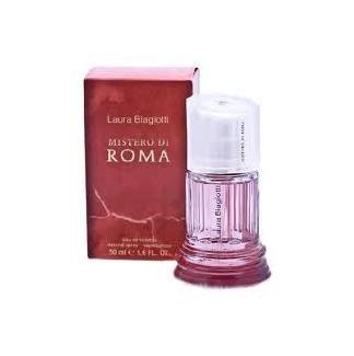 Laura Biagiotti Mistero di Roma Donna FEMME/Donna, Eau de Toilette con vaporizzatore, 1er Pack (1x 25ml)