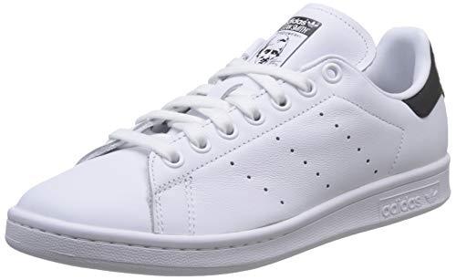 adidas Stan Smith, Chaussures de Gymnastique Homme, Blanc Core Black/FTWR White, 42 EU