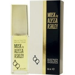 ALYSSA ASHLEY MUSK by Alyssa Ashley EDT SPRAY 1.7 OZ for WOMEN ---(Package Of 6)