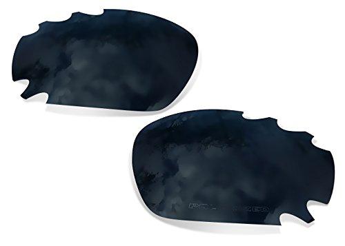 sunglasses restorer Ersatzgläser für Oakley Jawbone Vented, Grey Polarized