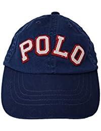 Polo Ralph Lauren Toddler Boy's Cotton Baseball Hat Cap (2T-4T