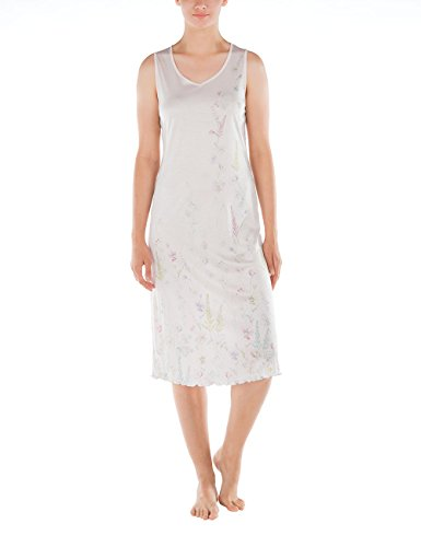 Calida St.Yves Nightshirt, Camicie da Notte Donna PINK (PEARL Rose 080)