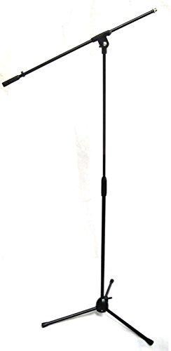 mikrofonstander-mit-galgen-stativ-universal-stander-fur-mikrophone-elektrogitarre-zusammenklappbar-3