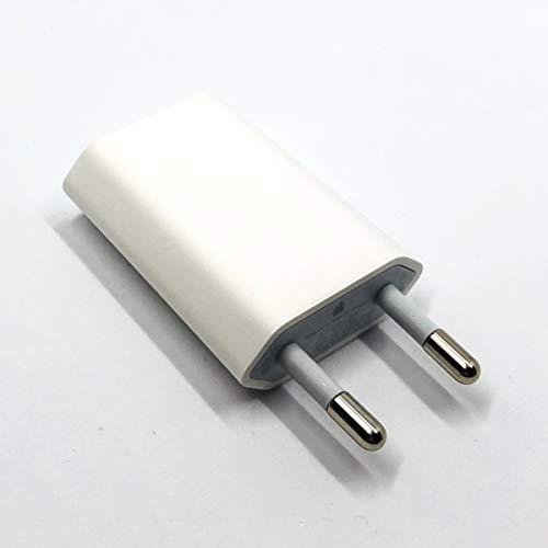 0df4db18421 Backtothecoltan Adaptador de corriente A1400 USB de 5 W compatible con Apple  Producto solidario