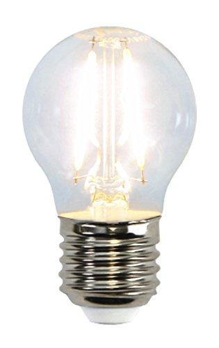Star 352-12 Hängeleuchte Edison Screw, E27, 2 W LED-Glühlampen, Weiß