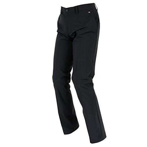 J.Lindeberg Ellott Pantalon de Golf pour Homme, Noir (200), 34W 7d48a5d37150