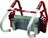 Kidde bianco/rosso Escape Ladder (2piani) 468093