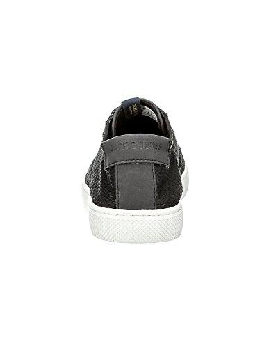 Jack & Jones Mesh Sneaker Schwarz