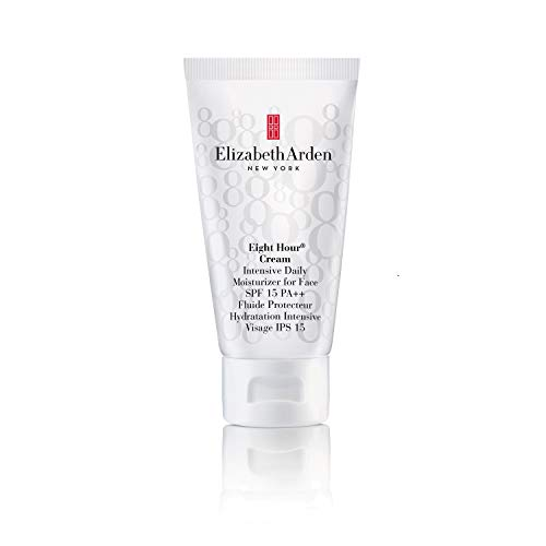 Elizabeth Arden Eight Hour Cream Intensive Face Moisturizer SPF 15, 50 ml