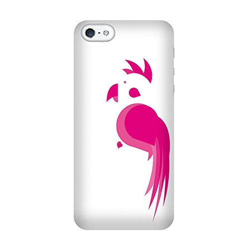 iPhone 6/6S Coque photo - Pinker perroquet