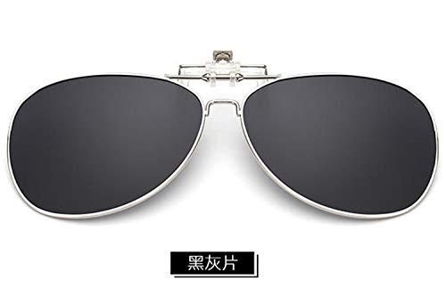 BHLTG Sonnenbrillen Driver Polarized Clip Mirror Männer und Frauen Nachtsicht Sonnenbrillen hängenden Spiegel Polarized Glasses-5