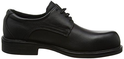Magnum Unisex-Erwachsene Active Duty Composite Toe Sicherheitsschuhe Schwarz (Black)