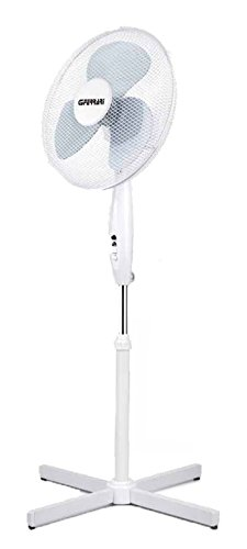 G3 Ferrari ESPERO 50W White - household fans (White, 50 W, 220-240V, 50Hz, 660 mm, 660 mm, 1260 mm)