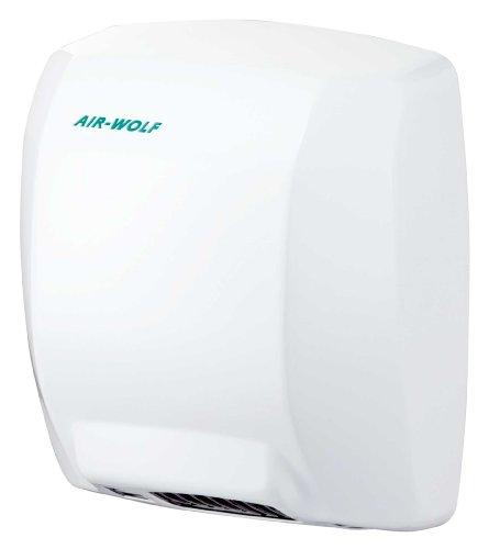 AIR-WOLF Händetrockner S 505, weiß, Serie S