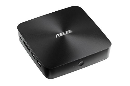 Asus Barebone VivoMini UN65-M024M Mini-PC (Intel Core i5-6200U, ohne Speicher, ohne HDD, kein Betriebssystem) Midnight Blue