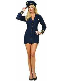 RG Costumes Women's Flight Captain