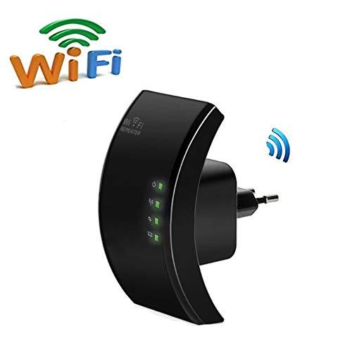 ZENWEN WiFi Drahtloser SignalverstäRker 300 Mbps WiFi-Signal Verbesserter Repeater Wireless Ap Repeater Range Extender SignalverstäRker -