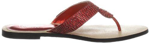 Unze Evening Sandals, Damen Sandalen Rot (L18578W)