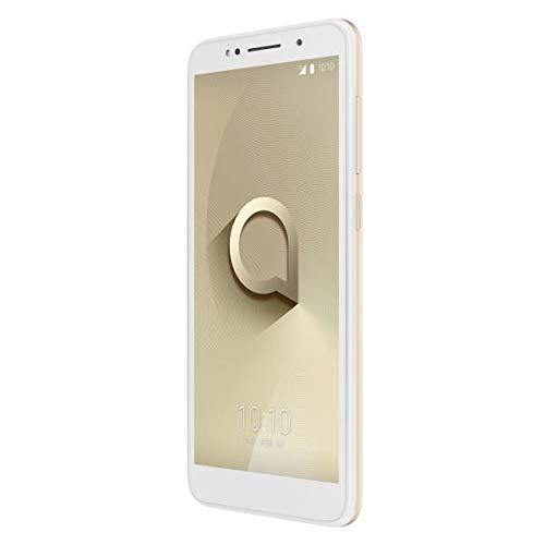 ALCATEL 1C Smartphone Quad Core 1.3 GHz, Pantalla de 5.34' 960x480p, 3G, Cámara de 8Mpx y Frontal de 5Mpx, 1GB de RAM,...