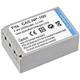 Bresser 8010803 Batterie de Casio CNP-100