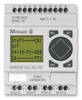 Eaton 274108 Steuerrelais, 24VDC, 8Di(2Ai), 4Do-Relais, Display -