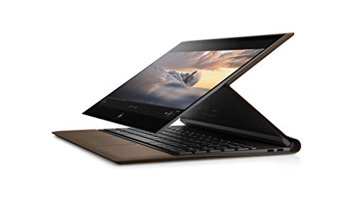 HP Spectre Folio 13-ak0010ng (13,3 Zoll / FHD IPS Touch) Convertible Laptop (Intel Core i7-8500y, 512GB SSD, 16GB RAM, Intel UHD Graphics 615, Windows 10 Home) Braunes Leder, inkl HP Active Pen -