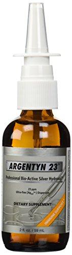 Argentyn 23 (Hypoallergenic) 2oz Vertical Spray