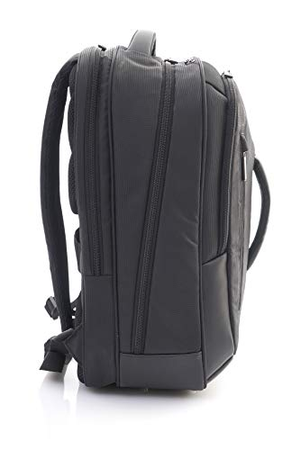 American Tourister Essex 25 Ltrs Black Laptop Backpack (AS4 (0) 09 004) Image 3