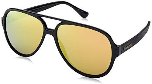 Havaianas leblon occhiali da sole, black, 59 unisex adulto