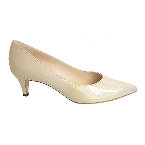 Peter Kaiser Low Heel Court Christel 55711 NUDE PATENT