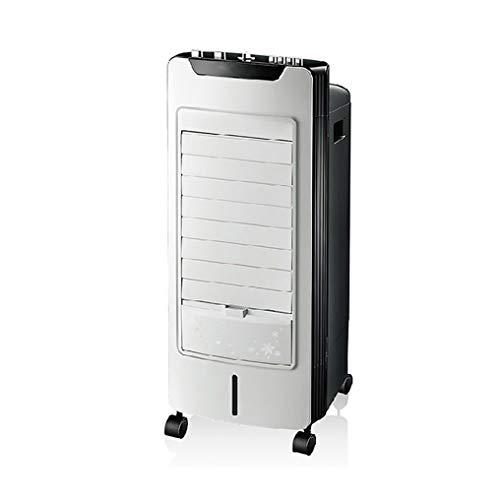 W-EVAPORATIVE Enfriador De Aire,climatizador Portatil Frio Circulador De Aire Nebulizador,Ventilador...