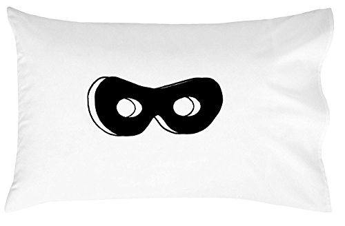ld Maske Kissenbezüge schwarz 50,8x 76,2cm Kissen Fall 50,8x 76,2cm schwarz ()