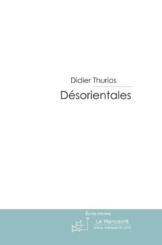 Désorientales (MT.VIE DE FAMIL) (French Edition)