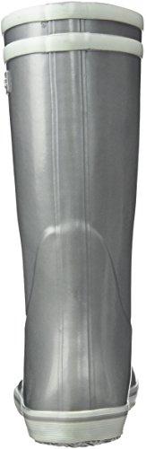 Aigle Malouine Stivali da Pioggia da Donna Argento (Silver)
