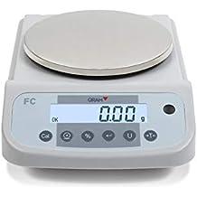 Balanza precisión laboratorio Gram FC-2000 (2000g x 0,01g) (16cm