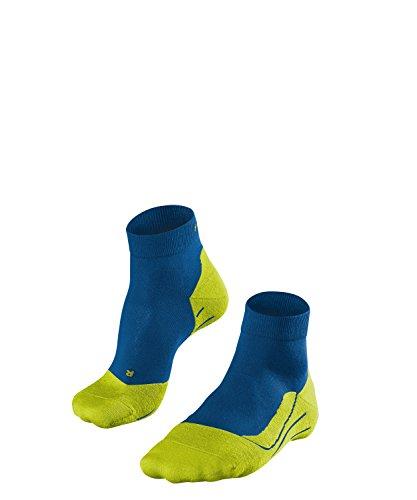 FALKE RU4 Short Damen Socken Running sapphire (6055) 35-36 Ausdauersportarten, Running, Running - Nordic Walking, Running - Jogging, Running - Marathon, Running - Triathlon, Running - Leichtathletik, (Baumwolle Shorts Walking)