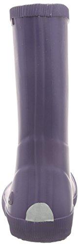Viking Classic Indie, Bottes en caoutchouc non-fourrées, tige haute mixte enfant Violet - Violett (Lilac 606)