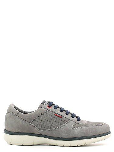 CallagHan 88301 Sneakers Uomo Pelle Grigio