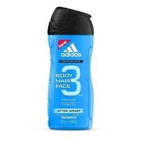 Adidas gel douche after sport 250ml