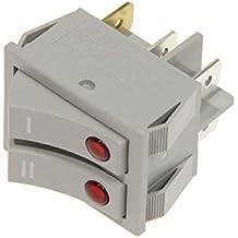 DeLonghi Interruptor Doble Radiador Aceite trsw kh77 H19 H25 H29 ...